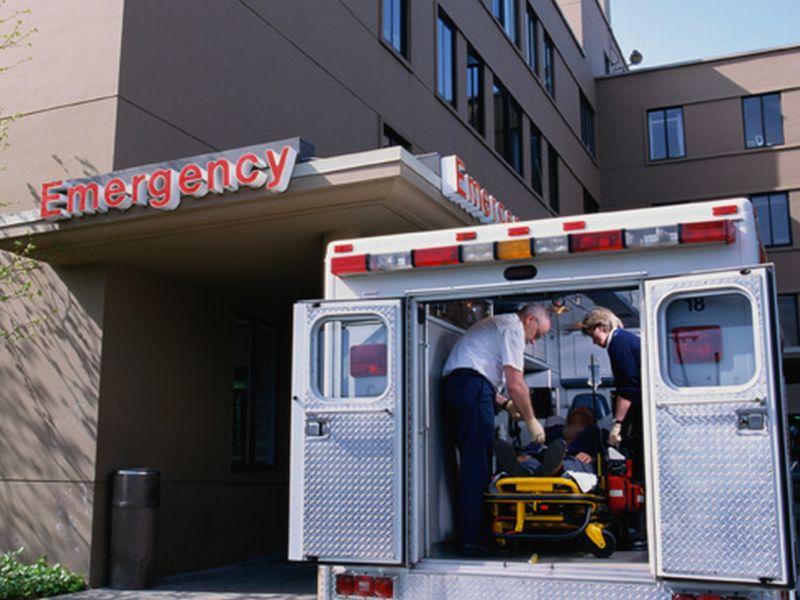 Combative Patients a Hazard for Paramedics