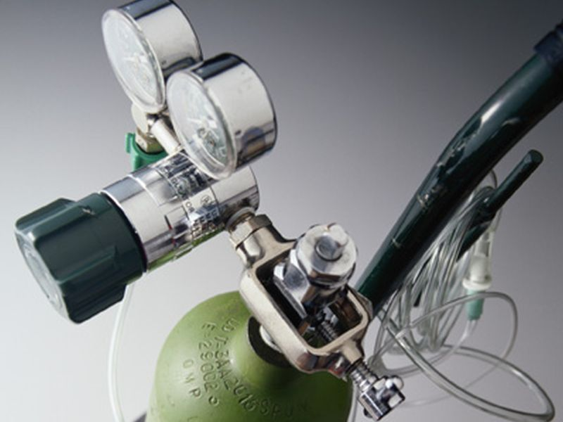 Home Oxygen Users Experience Problems Related to Equipment