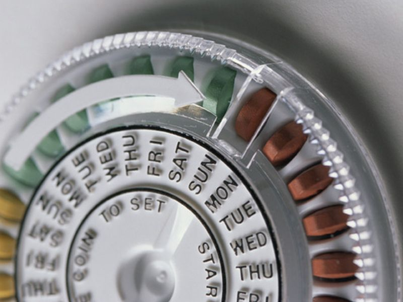 Birth Control Pill May Alter Part of Women's Brains