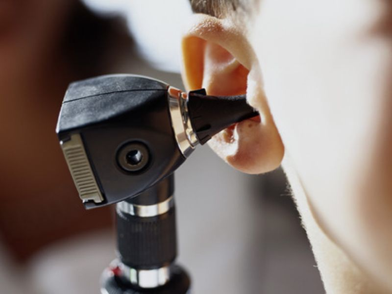 News Picture: 'Microbiomes' May Hold Key to Kids' Ear Infections