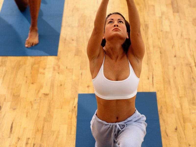 Yoga + Aerobics Doubles Heart Benefits