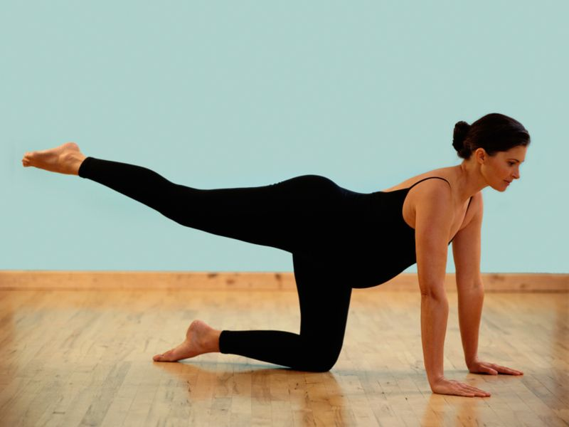Exercise May Help Prevent Pregnancy-Linked Pelvic Pain