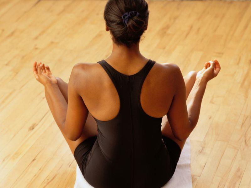 Mindfulness, meditación raro para curar el dolor de espalda, según el estudio - UPI.com 1