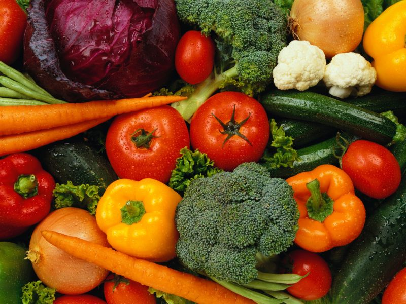 News Picture: Acid Reflux? Try Going Vegetarian