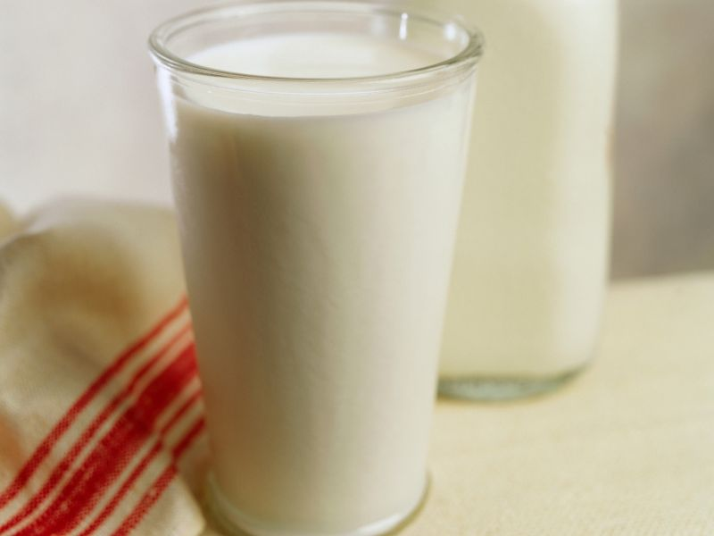 Could a Switch to Skim Milk Add Years to Your Life?