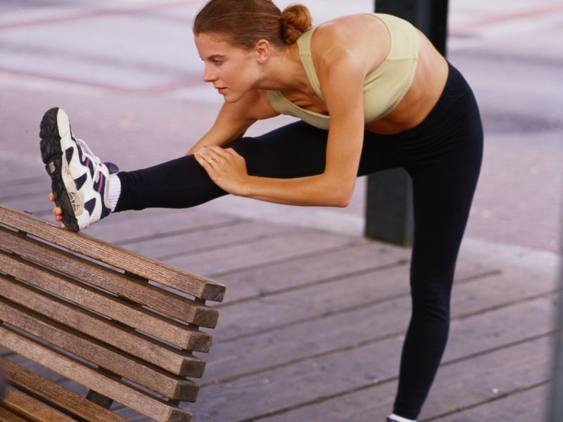 What Comes First: Warm-Up or Stretching?
