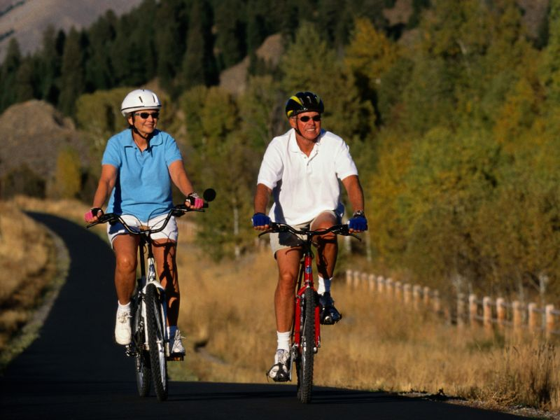 Pedal Away From Type 2 Diabetes