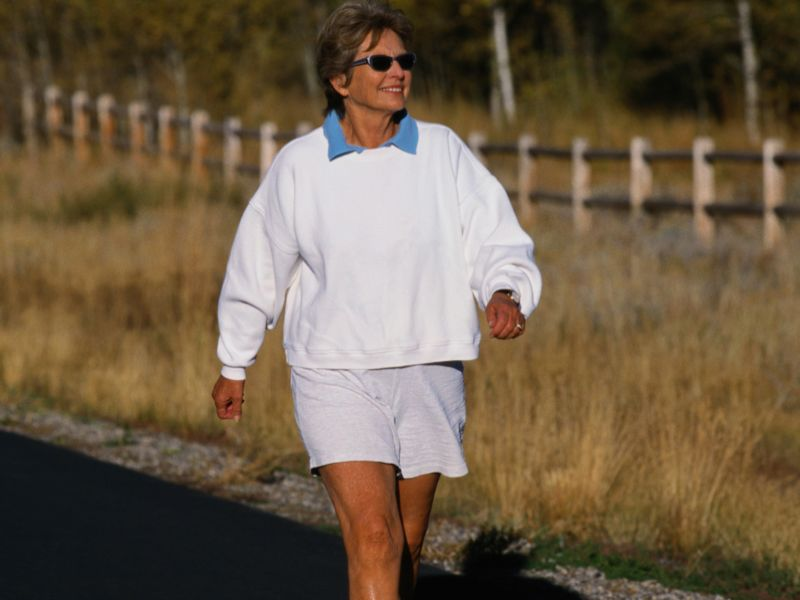 Hour of exercise a day may offset sitting's toll on health
