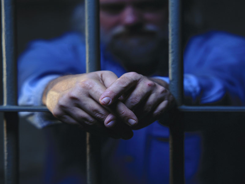 Prison Time Can Be Deadly … to Health