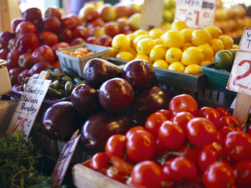 Lower Fruit, Vegetable Prices Might Save Lives