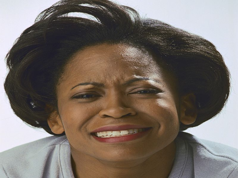 News Picture: Hair Loss, Fibroids May Have Links in Black Women