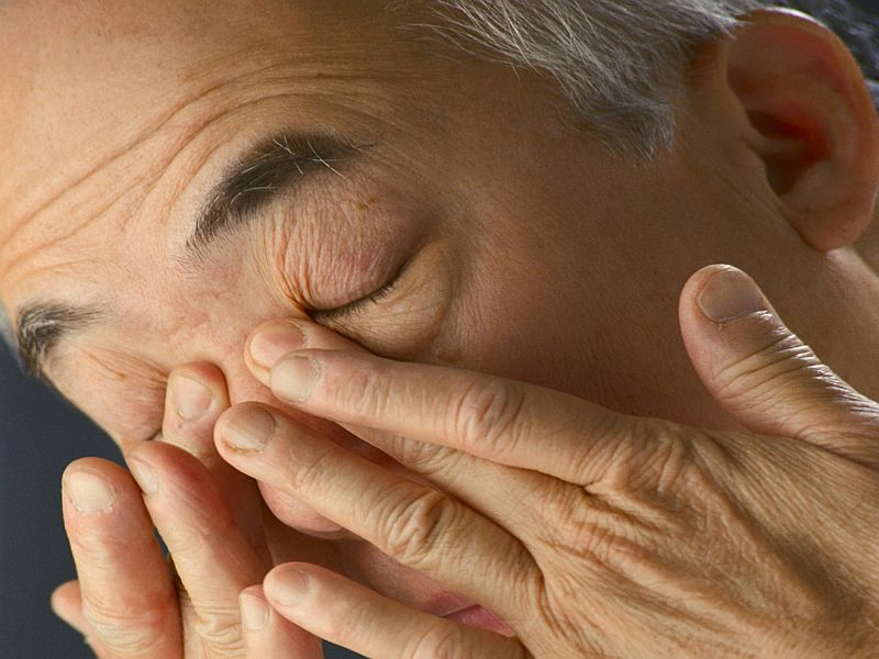 Stress May Boost Risk for Alzheimer's-Linked Thinking Problems