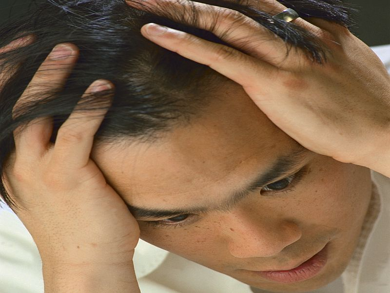Why a Headache Feels So Draining
