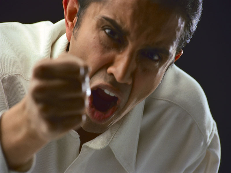 Workplace Bullies Can Threaten the Heart