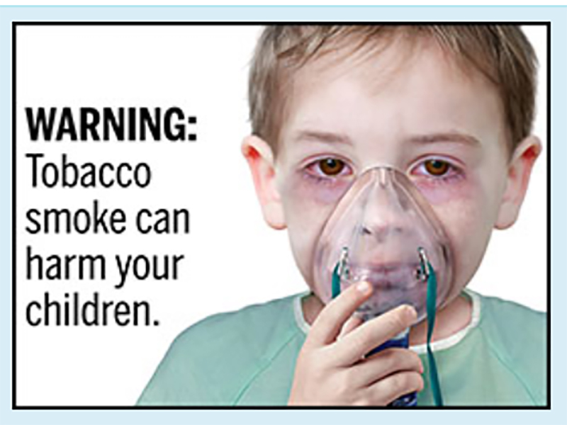 New, Graphic Health Warnings Coming for U.S. Cigarette Packs