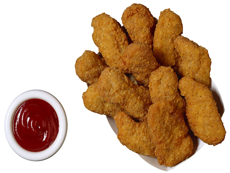 News Picture: How to Make Your Own Healthy Chicken Tenders