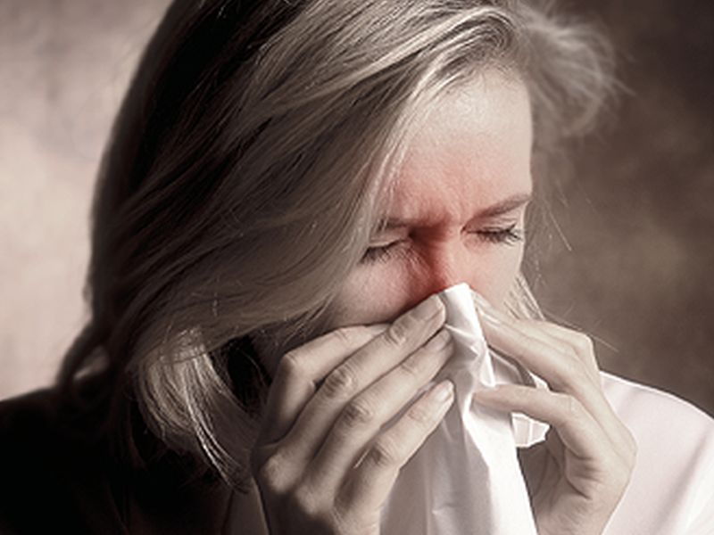 New One-Dose Flu Drug Shows Promise