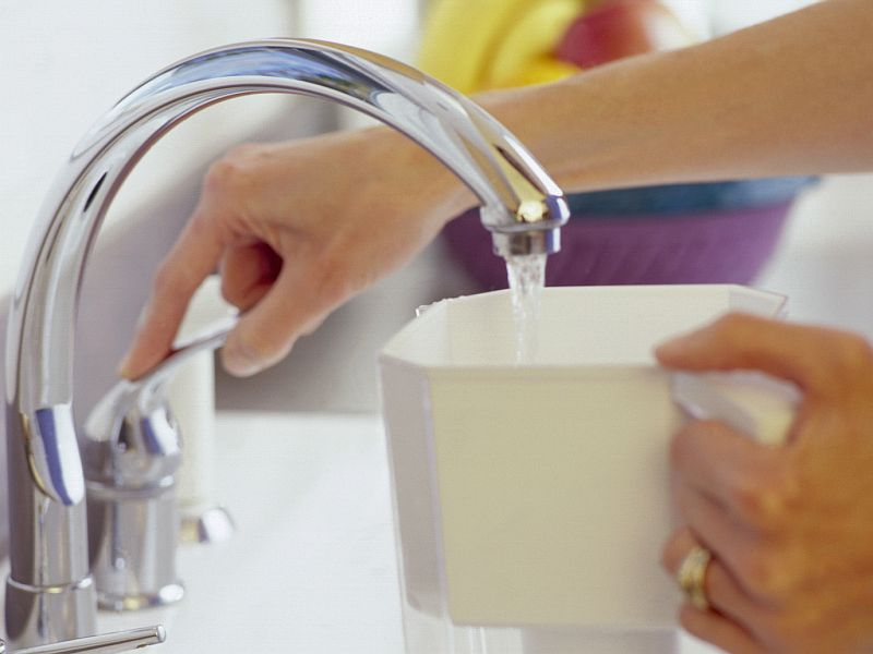 News Picture: Drug-Resistant Germs Thrive in America's Corroding Water Systems