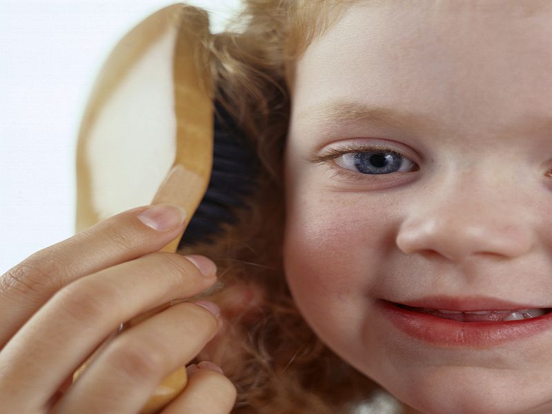 News Picture: Head Lice No Cause for Panic, Expert Says