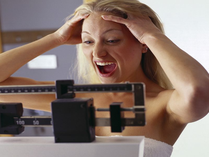 Frequent Self-Weighing by Young Women Linked to Depression