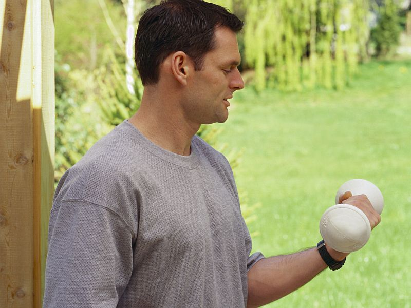 筋力トレーニングにより多発性硬化症の進行が抑えられる可能性