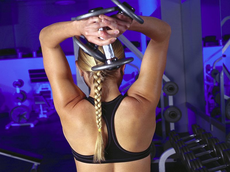 News Picture: Strength Training May Prevent Side Effect of Breast Cancer Surgery