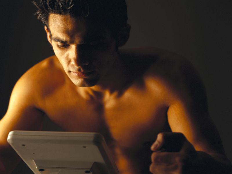 Evening Exercise Won't Wreck Your Sleep