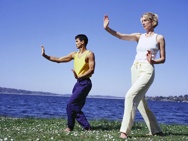 News Picture: Could Tai Chi Ease Insomnia in Breast Cancer Survivors?