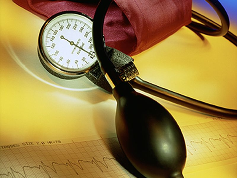 Systolic Blood Pressure Variability Linked to Mortality, Morbidity