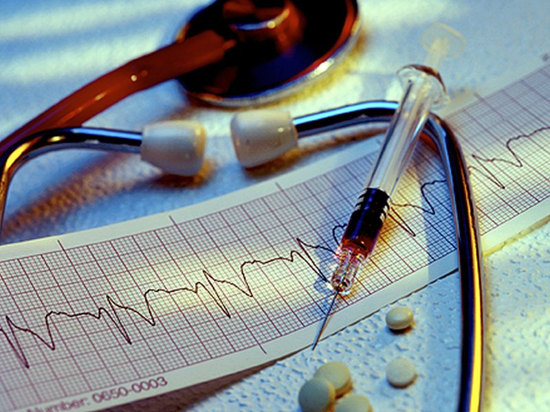 Heart Failure Patients Shouldn't Stop Meds Even if Condition Improves: Study