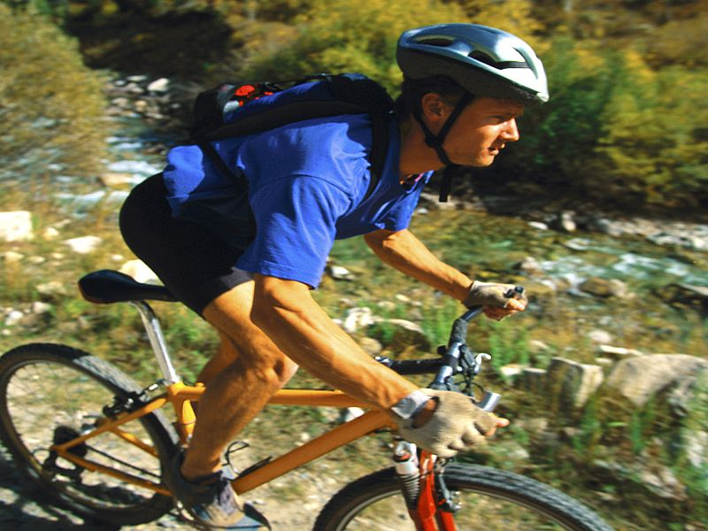 Cycling Has Little Effect on Men's Sexual or Urinary Functions