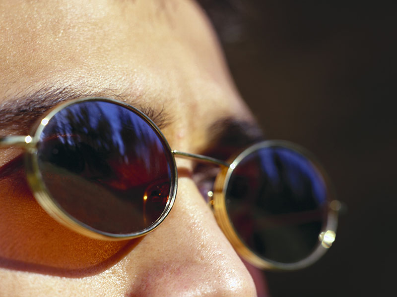News Picture: Sun's UV Rays a Threat to Your Eyes, Too