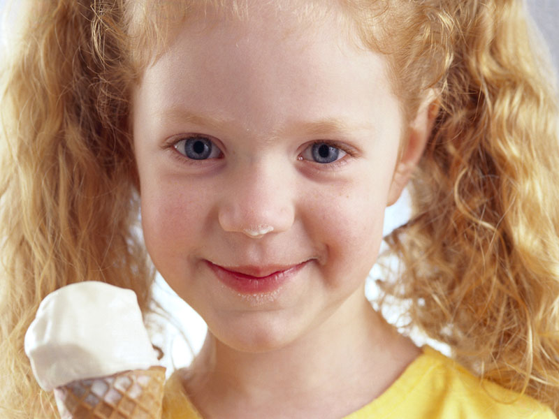 Ice Cream That Melts in Your Mouth … Not on Your Hand
