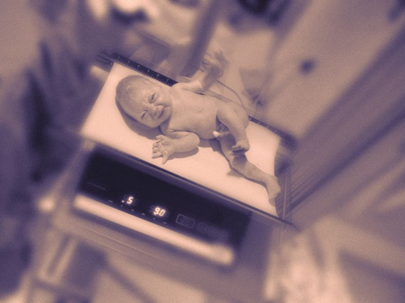 News Picture: Premature Calcium Deposits May Trigger Premature Births: Study