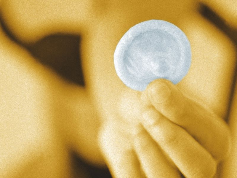 When Cocaine's in the Mix, Safe Sex May Not Be