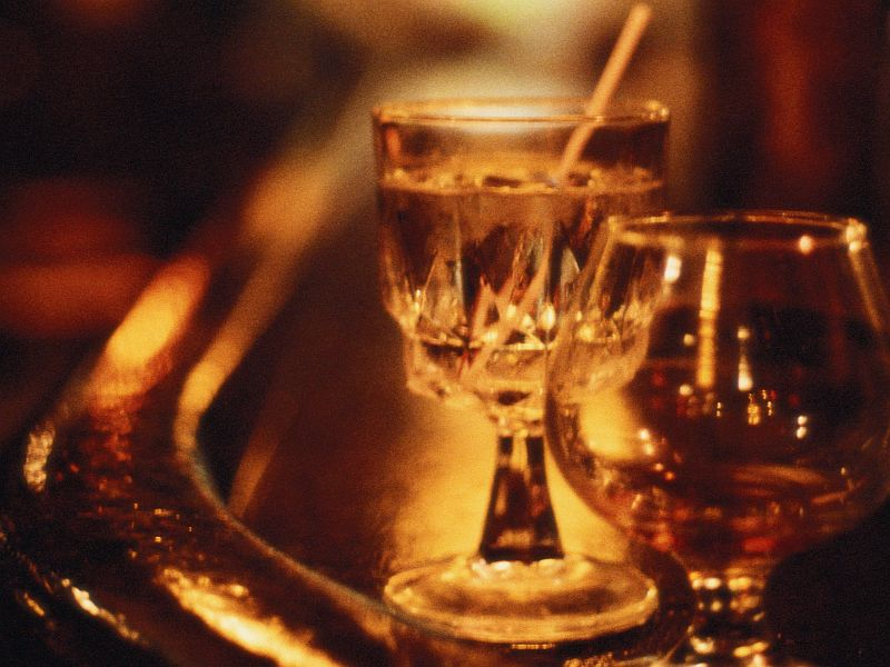 The older the drinking age, the lower the illness rates?