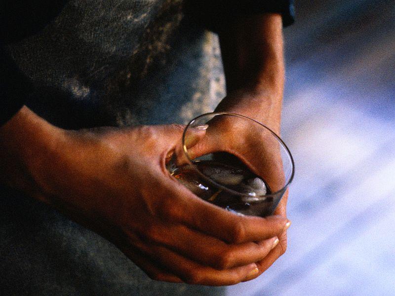 Heavy Drinking May Strain the Heart