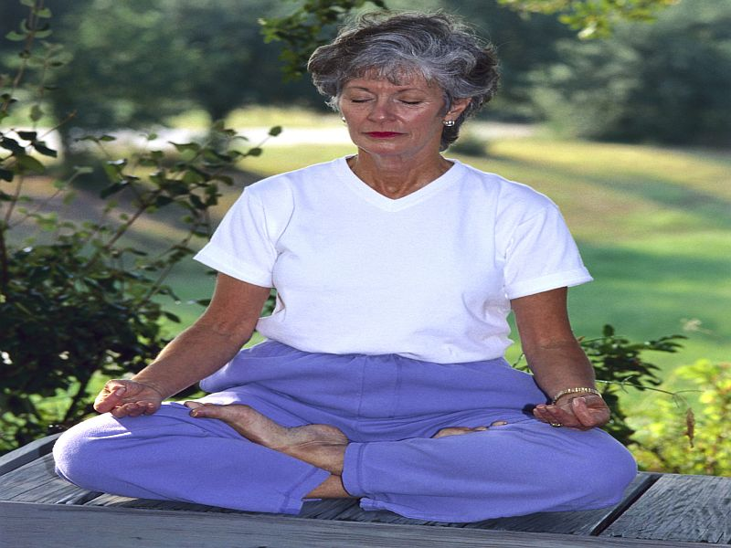 Yoga Called Good Medicine for High Blood Pressure