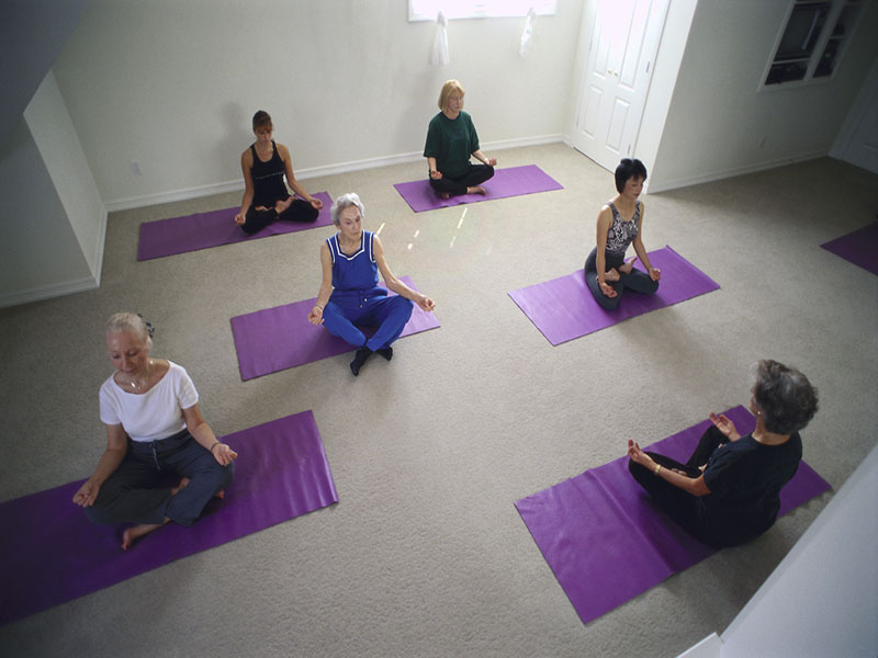 News Picture: Yoga May Bring Better Sleep to Breast Cancer Patients