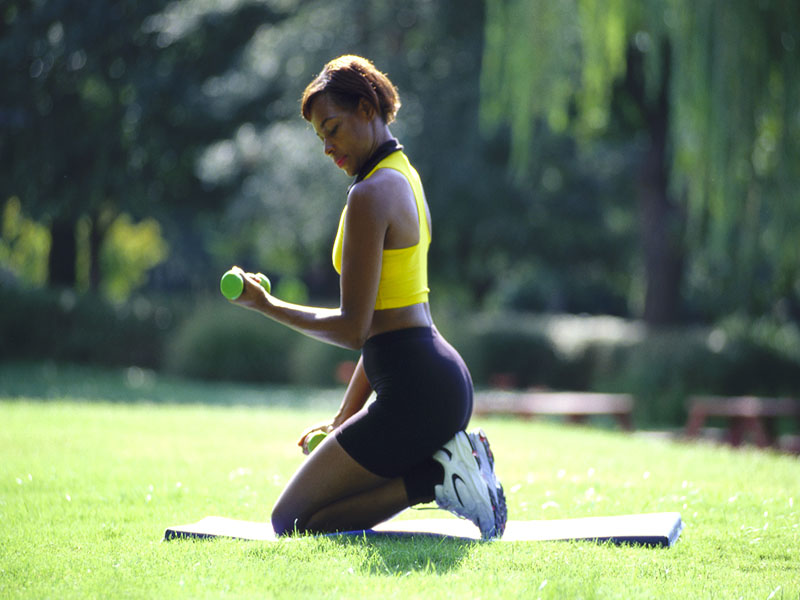 Talking Health: The Vocabulary of Fitness
