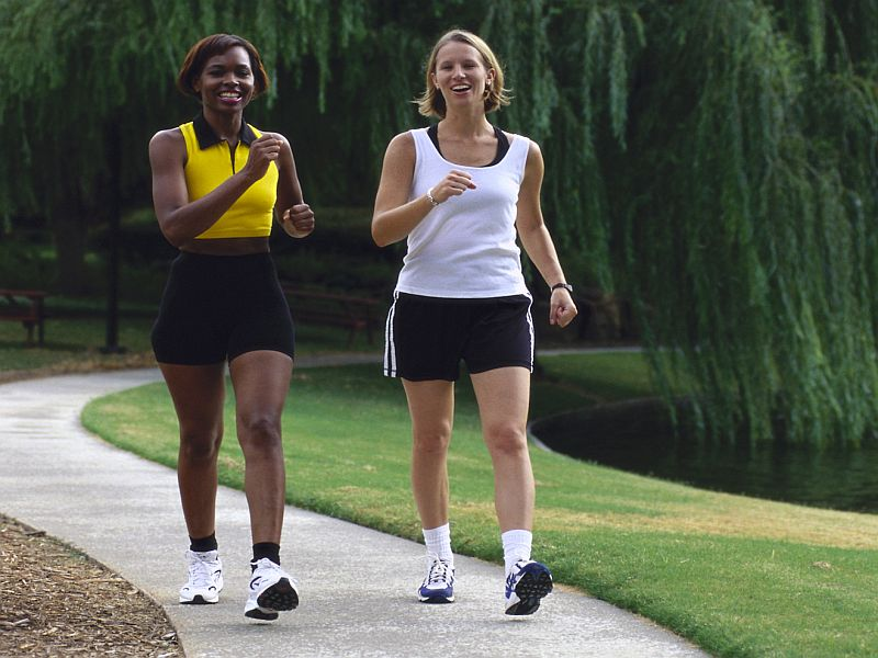 News Picture: Exercise Doesn't Seem to Affect Breast Density