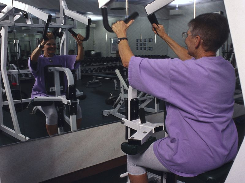 Seniors, Lose the Weight But Not the Muscle in 2018
