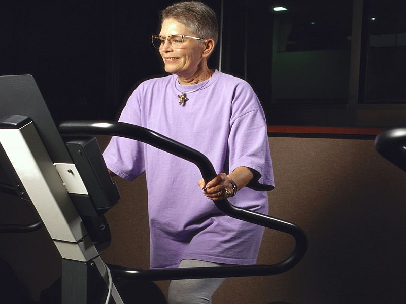 Brain Gains for Older Adults Who Start Exercising