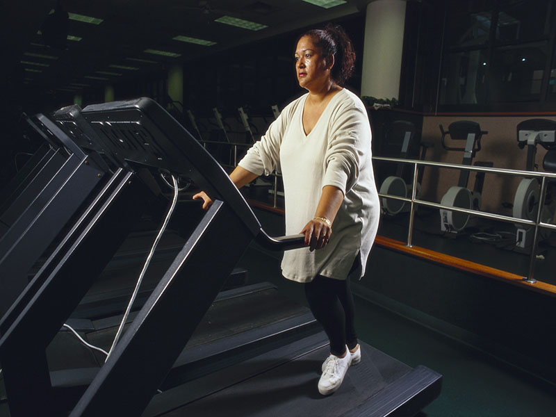 News Picture: Just 1 in 4 Americans Gets Enough Exercise