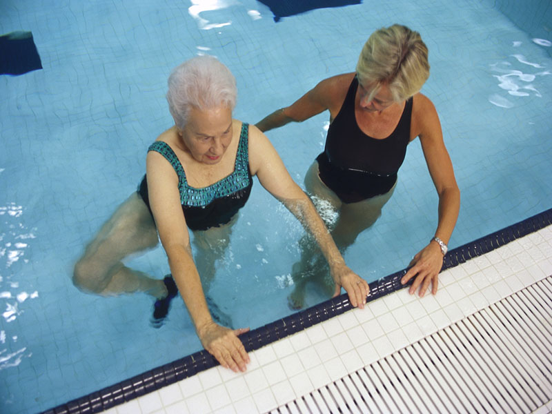 News Picture: How Much Exercise Helps the Aging Brain?