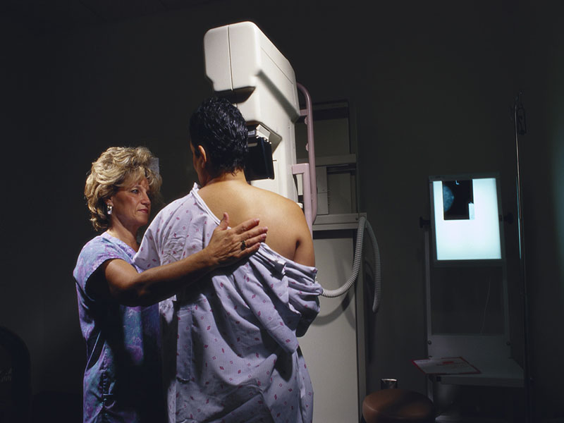 News Picture: Could 3-D Mammograms Soon Be the Standard for Breast Cancer Screening?