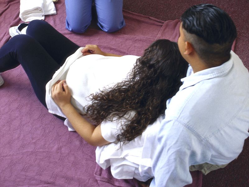 News Picture: Home Births May Be Safe for 'Low-Risk' Pregnancies: Study