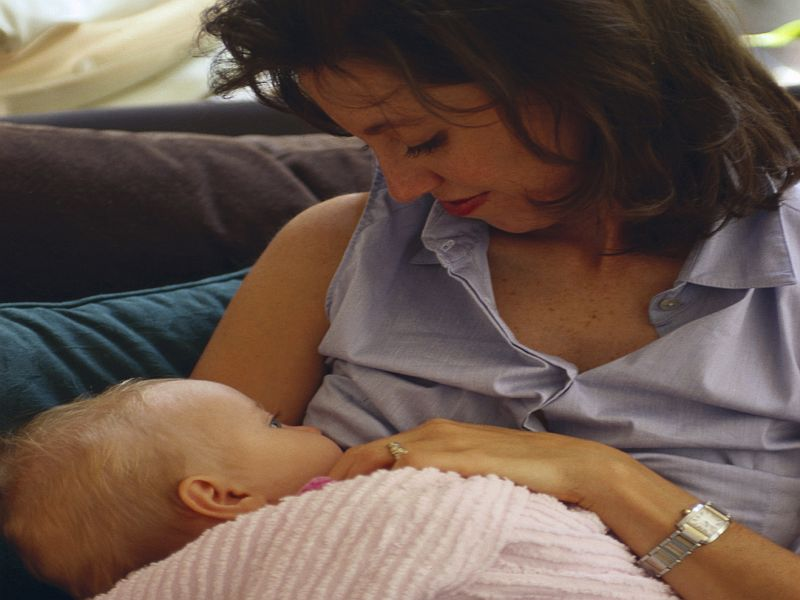 Even Partial Breast-Feeding for First Few Months Lowers SIDS Risk
