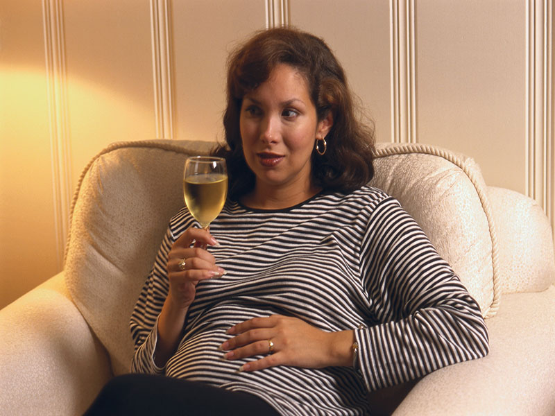 Study Details Dire Consequences of Fetal Alcohol Disorders