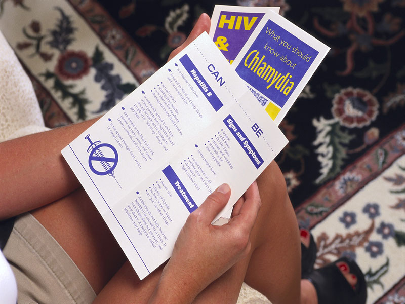 News Picture: Syphilis, Gonorrhea, Chlamydia Rates Rising for First Time in Years: CDC